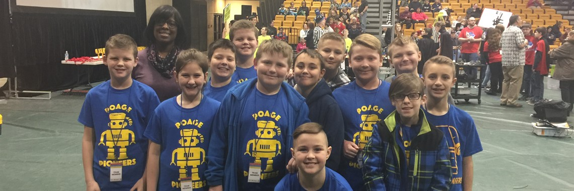 Lego Robotics State Competition